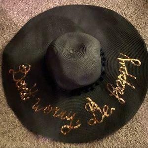 Black ☀️ Hat